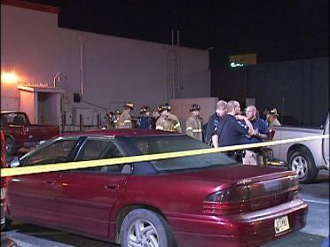 Brookside Crash Victim Files Suit