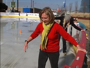 Winterfest Kicks Off In Downtown Tulsa