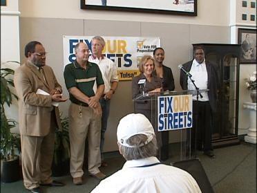 More Support Tulsa's Street Plan
