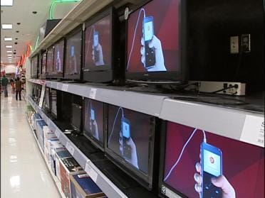 Cyber Monday Saves Trip To Store