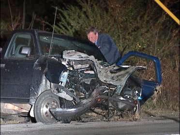 Driver Dies In Traffic Mishap