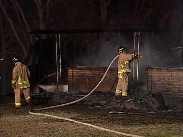 Two House Fires Keep Firefighters Busy