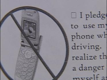 Teens To Drop The Phone And Drive