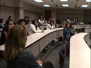 Latina Teens Discuss Culture