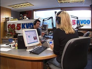Radio Station Paying It Forward
