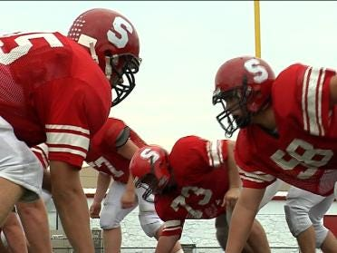 Skiatook Football: Give And Take