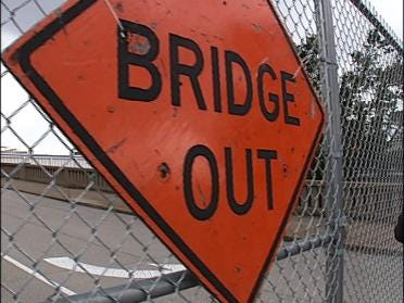 Bad Bridges Affecting Fire Engines
