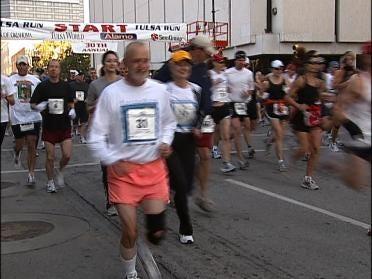 The Tulsa Run Becomes An International Affair