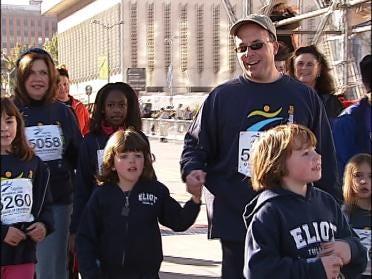 The News On 6 At The Tulsa Run