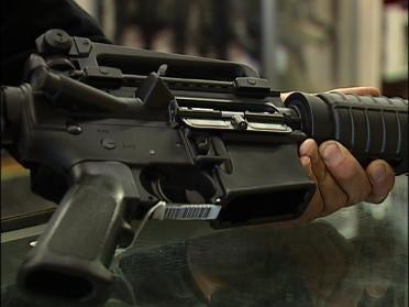 Gun Sales Booming