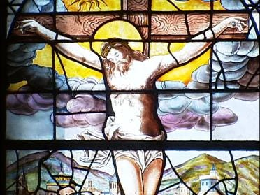 Church Is Home To Oklahoma's Oldest Stained Glass