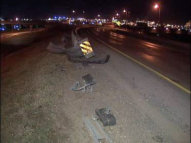 OHP: Alcohol A Factor In Crash