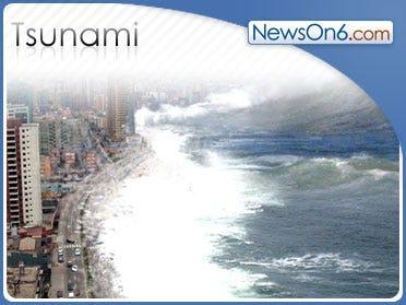 2004 Indian Ocean Tsunami Biggest In 600 Years