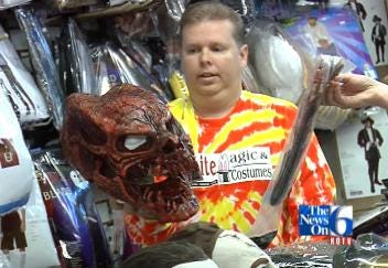 Economy Not Scaring Away Costume Connoisseurs