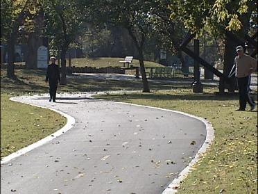Phase One Of River Parks Face-Lift Complete