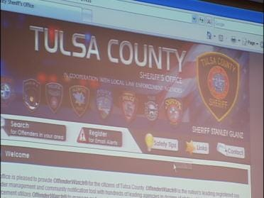 Sheriff's Office Adds Sex Offender Registry