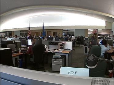911 Center Open For Business