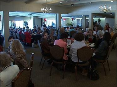 Luncheon Raises Money For Salvation Army