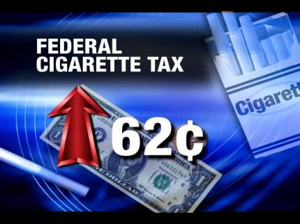 New Tobacco Tax Good For Pryor Business