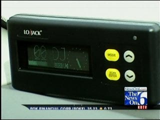 Rogers Co. Goes High-Tech To Recover Stolen Property