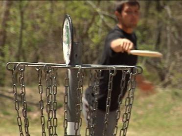 Disc Golf Dominator