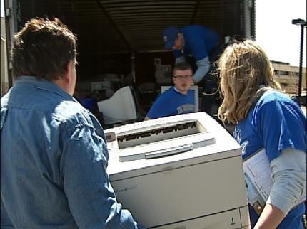 TU Hosting Electronics Recycling Drive