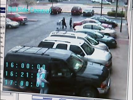 Tulsa Purse Theft Caught On Tape