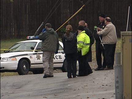 Suspected Tulsa Robber Found Dead