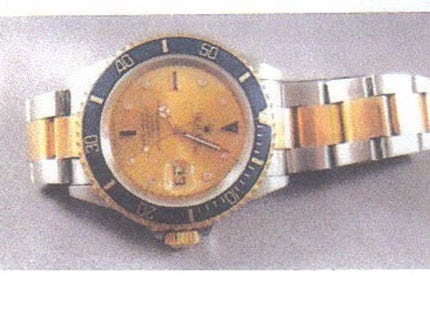 Tracking A Stolen Rolex Sold In Tulsa