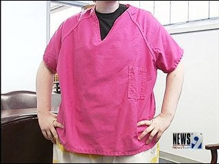 Cleveland Co. Sheriff Dresses Inmates In Pink