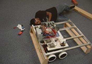 Memorial Robotics Team Heads for Atlanta