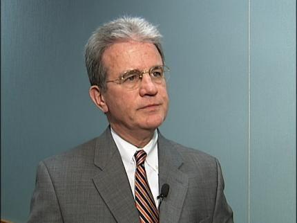 Oklahoma Senator Takes Stimulus To Task