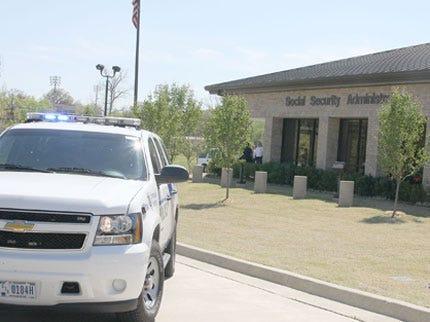 Okmulgee Social Security Office Evacuated