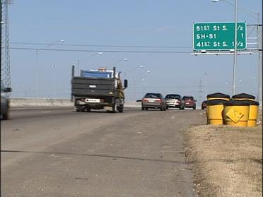 Viewer Asks About Tulsa Highway Project