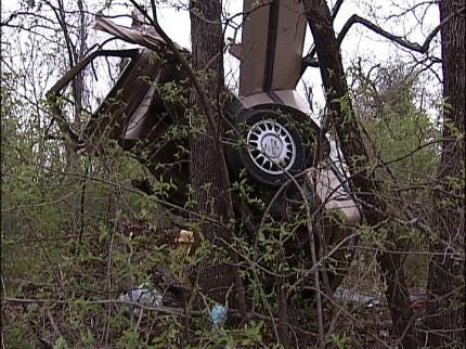 OHP: Speed A Factor In Death Of A Tulsa Man