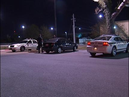 Tulsa Woman Robbed Overnight