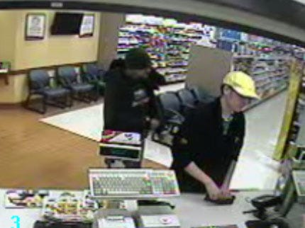 Drugs Taken In Tulsa Pharmacy Robbery