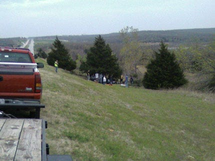 OHP Troopers Respond To Tulsa County Accident