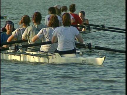 Rowers Compete At Route 66 Regatta
