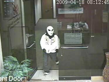 Tulsa City National Bank Robbed