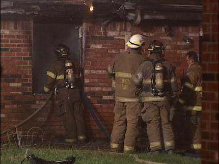 Woman Dies After Tulsa Apartment Fire