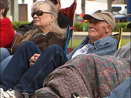 Event Raises Money For Tulsa Day Center