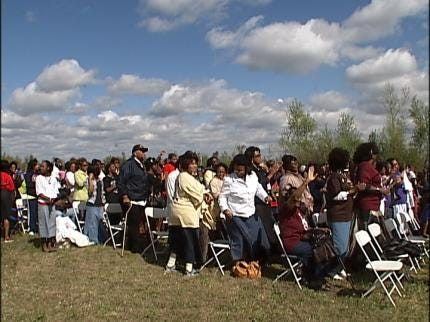 Tulsa Church Breaks Ground On New Building