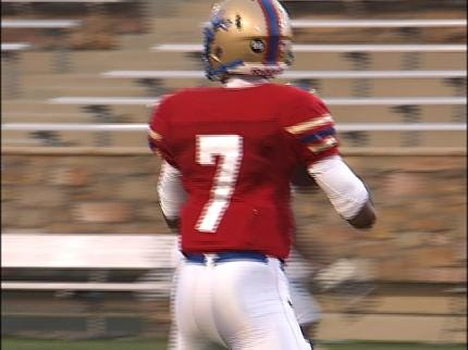 Tulsa QB's Battle For Top Spot At Spring Game
