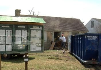 Abandoned Home Goes Green In Tulsa
