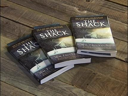 The Shack Author Visits Tulsa
