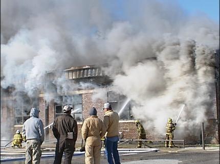 Community Supports Rebuilding Twin Hills School