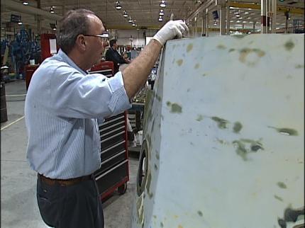 New Nordam Contract's Impact On Tulsa