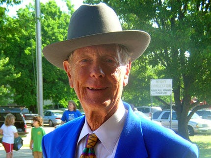 Passing Of A Bartlesville Icon
