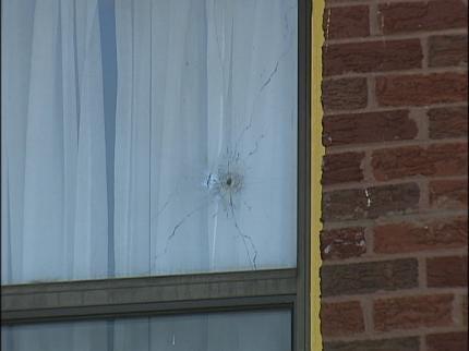 Preacher's Wife Injured In Tulsa Gunfire